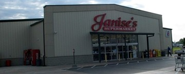 Janise's Supermarket Outside Picture